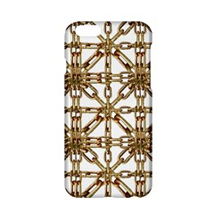 Chain Pattern Collage Apple iPhone 6 Hardshell Case