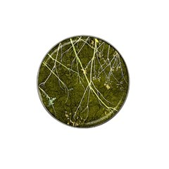 Wild Nature Collage Print Golf Ball Marker (for Hat Clip)