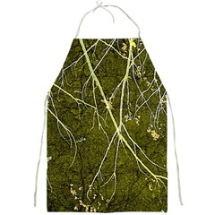 Wild Nature Collage Print Apron