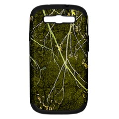 Wild Nature Collage Print Samsung Galaxy S Iii Hardshell Case (pc+silicone)