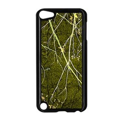 Wild Nature Collage Print Apple iPod Touch 5 Case (Black)