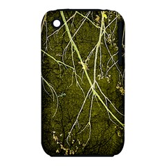 Wild Nature Collage Print Apple Iphone 3g/3gs Hardshell Case (pc+silicone)