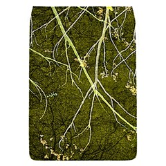 Wild Nature Collage Print Removable Flap Cover (Small)