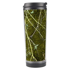 Wild Nature Collage Print Travel Tumbler