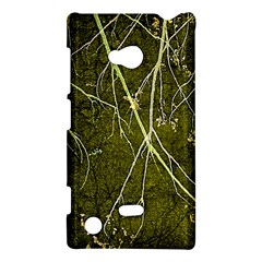Wild Nature Collage Print Nokia Lumia 720 Hardshell Case