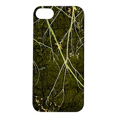 Wild Nature Collage Print Apple iPhone 5S Hardshell Case
