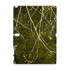 Wild Nature Collage Print Samsung Galaxy Note 10 1 (p600) Hardshell Case