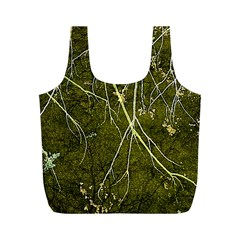 Wild Nature Collage Print Reusable Bag (M)