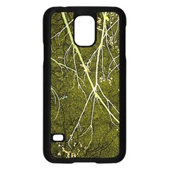 Wild Nature Collage Print Samsung Galaxy S5 Case (Black)