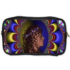 New Romantic Travel Toiletry Bag (two Sides)