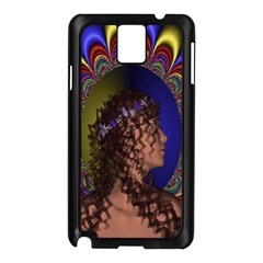 New Romantic Samsung Galaxy Note 3 N9005 Case (Black)