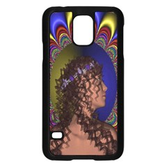 New Romantic Samsung Galaxy S5 Case (Black)