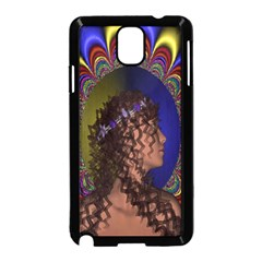 New Romantic Samsung Galaxy Note 3 Neo Hardshell Case (Black)