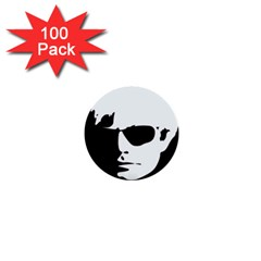 Warhol 1  Mini Button (100 Pack)