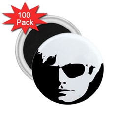 Warhol 2 25  Button Magnet (100 Pack)