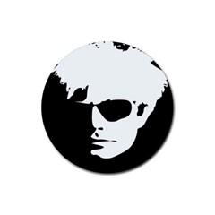 Warhol Drink Coaster (Round)