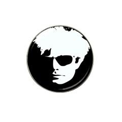Warhol Golf Ball Marker (for Hat Clip)