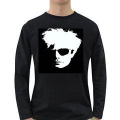 Warhol Men s Long Sleeve T-shirt (Dark Colored)