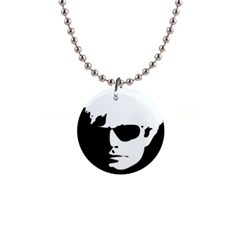Warhol Button Necklace