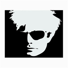 Warhol Glasses Cloth (Small, Two Sided)