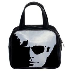 Warhol Classic Handbag (two Sides)
