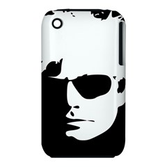 Warhol Apple Iphone 3g/3gs Hardshell Case (pc+silicone)