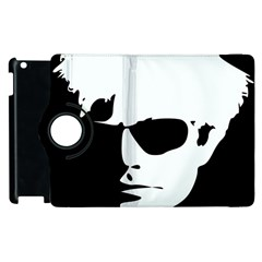 Warhol Apple iPad 3/4 Flip 360 Case