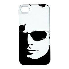 Warhol Apple Iphone 4/4s Hardshell Case With Stand