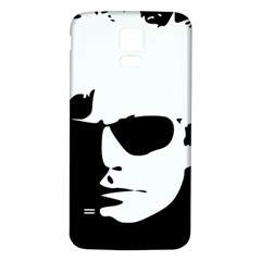 Warhol Samsung Galaxy S5 Back Case (white)