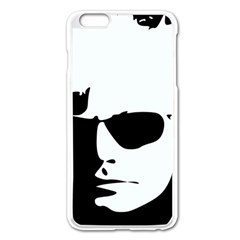 Warhol Apple iPhone 6 Plus Enamel White Case