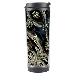 Fancy Ornament Print Travel Tumbler