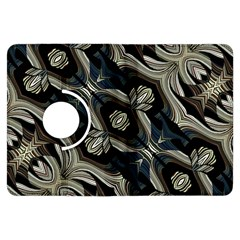 Fancy Ornament Print Kindle Fire HDX Flip 360 Case