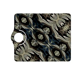 Fancy Ornament Print Kindle Fire HDX 8.9  Flip 360 Case