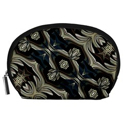 Fancy Ornament Print Accessory Pouch (Large)
