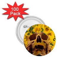 Sunflowers 1.75  Button (100 pack)