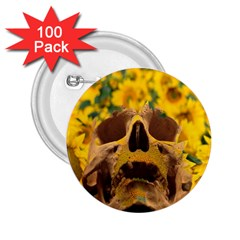 Sunflowers 2.25  Button (100 pack)
