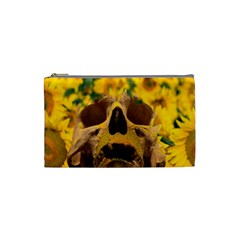 Sunflowers Cosmetic Bag (small)