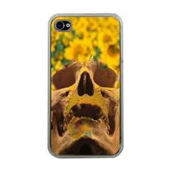 Sunflowers Apple Iphone 4 Case (clear)