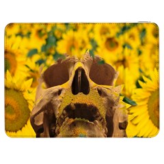 Sunflowers Samsung Galaxy Tab 7  P1000 Flip Case