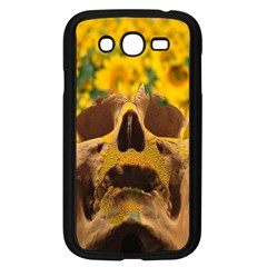 Sunflowers Samsung Galaxy Grand DUOS I9082 Case (Black)