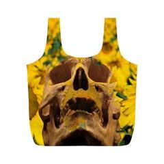Sunflowers Reusable Bag (M)