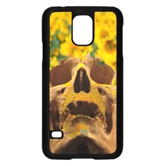 Sunflowers Samsung Galaxy S5 Case (Black)