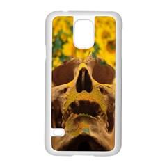 Sunflowers Samsung Galaxy S5 Case (White)