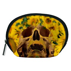 Sunflowers Accessory Pouch (medium)