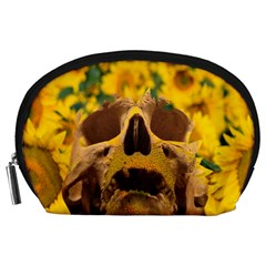 Sunflowers Accessory Pouch (Large)