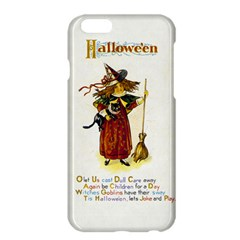 Tis Hallowe en Apple iPhone 6 Plus Hardshell Case