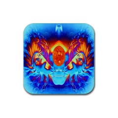 Escape From The Sun Drink Coasters 4 Pack (square)