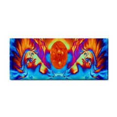 Escape From The Sun Hand Towel