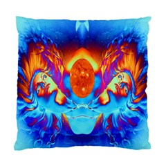 Escape From The Sun Cushion Case (single Sided)