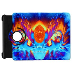 Escape From The Sun Kindle Fire HD Flip 360 Case